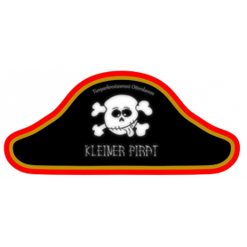 Chapéus de pirata