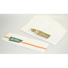 Papieren zeemanspetten