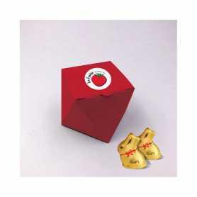 Boite Marquise - Personnalisée avec 20 Mini Lapin