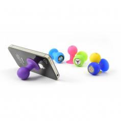 SUPPORT DE SMARTPHONE VENTOUSE SILICONE PHONE-BALL®