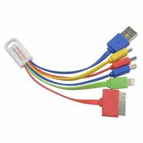 CABLE USB 5 EN 1