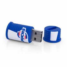 CLES USB PVC SOUPLE 2D ET/OU 3D