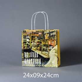 24x09x24-Sac papier publicitaire Luxe