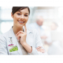 Badges durables Polyester transparent