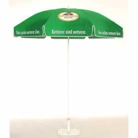 Runde reklameparaplyer