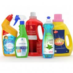 Etiquettes polyéthylène adhésif renforcé VERNIS BRILLANT