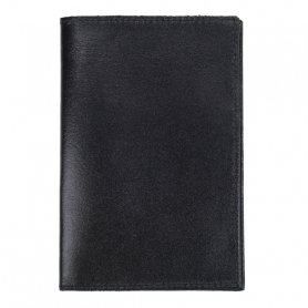 Etui personnalisable pour carte grise cuir- MADE IN FRANCE