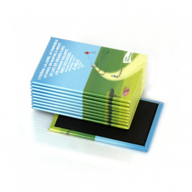 MAGNET BOUTON RECTANGLE- MADE IN FRANCE
