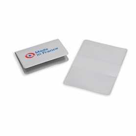 Porte carte personnalisable 2 vues