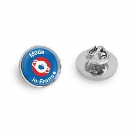 Pin's personnalisé zamac rond