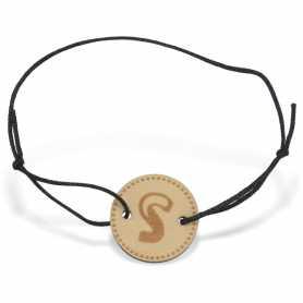Bracelet publicitaire brésilien bois