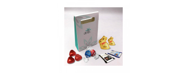 Delicacy Box - Personalizada com Chocolates Lindt