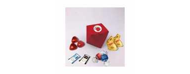 Scatola Marquise - Personalizzata con cioccolatini Lindt