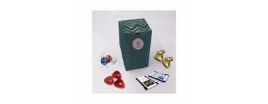 Caixa Retângulo Premium - Personalizada com Chocolates Lindt