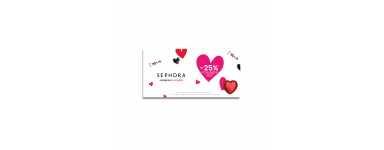 Cartão de correspondência com chocolate