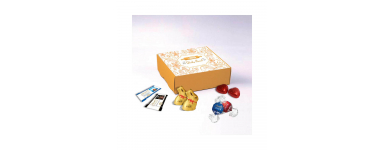 Gourmet Box - Personalized with Lindt chocolates