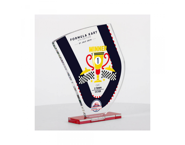 Ingrandisci i trofei e le medaglie disegnate su Abcprint.Shop